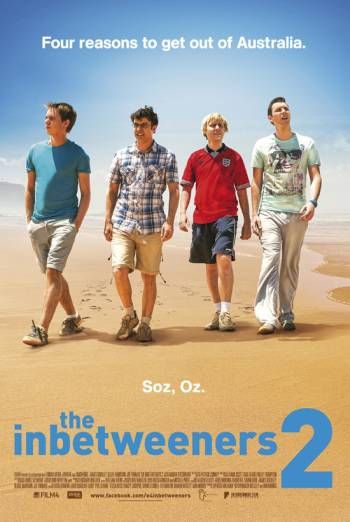 THE INBETWEENERS 2 artwork