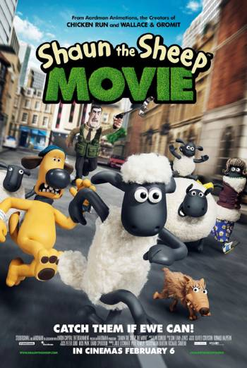 SHAUN THE SHEEP THE MOVIE artwork