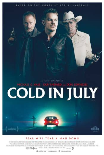COLD IN JULY artwork