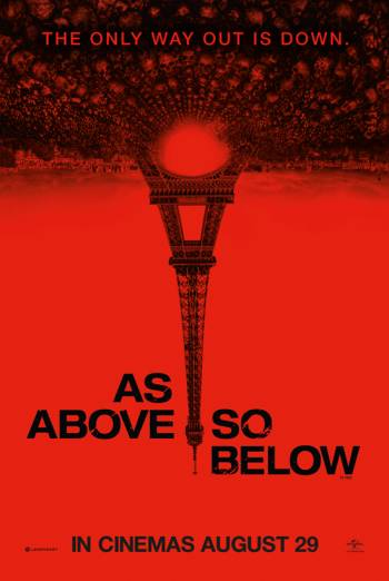 AS ABOVE, SO BELOW artwork