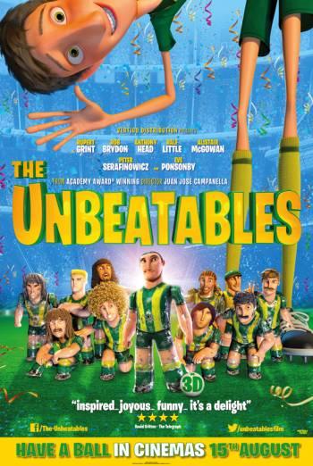THE UNBEATABLES <span>[2D]</span> artwork
