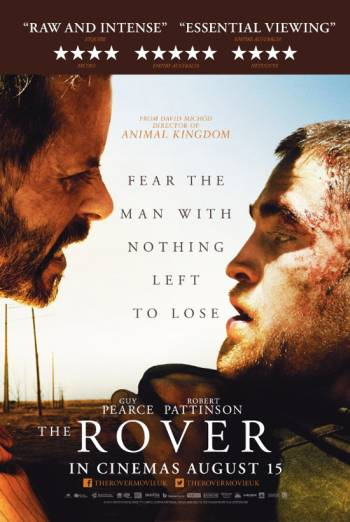 THE ROVER <span>[Additional material,Audio commentary,Making of]</span> artwork