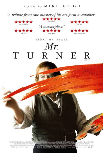 MR. TURNER artwork