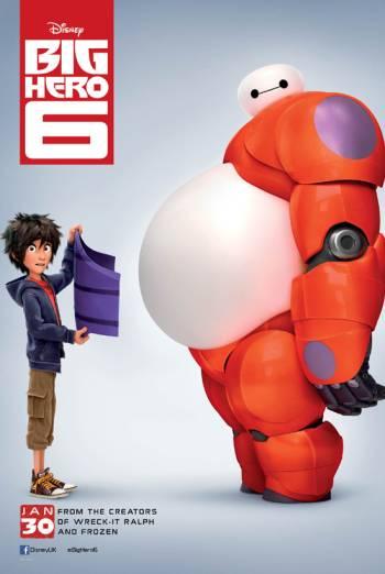 BIG HERO 6 <span>(2014)</span> artwork