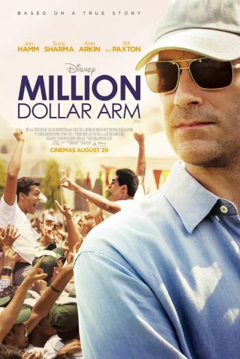 MILLION DOLLAR ARM artwork