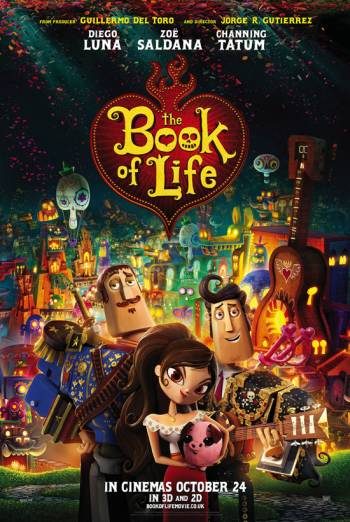 THE BOOK OF LIFE <span>(2014)</span> artwork