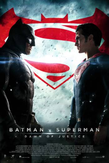 BATMAN V SUPERMAN: DAWN OF JUSTICE <span>[IMAX]</span> artwork