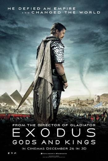 EXODUS: GODS AND KINGS <span>(2014)</span> artwork