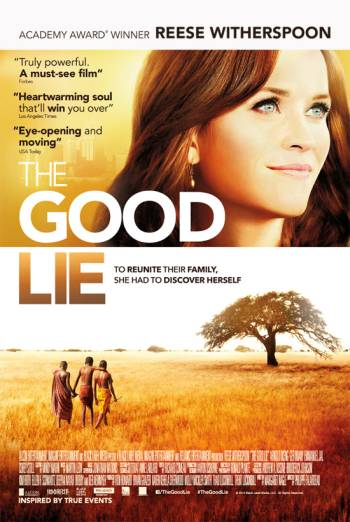 THE GOOD LIE artwork