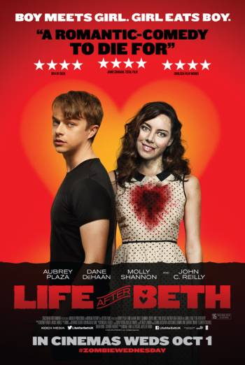 LIFE AFTER BETH artwork