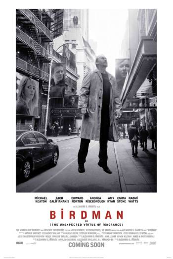 BIRDMAN <span>[Additional material,Audio description]</span> artwork