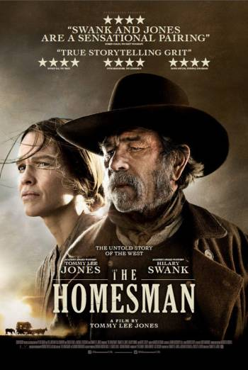 THE HOMESMAN <span>(2014)</span> artwork