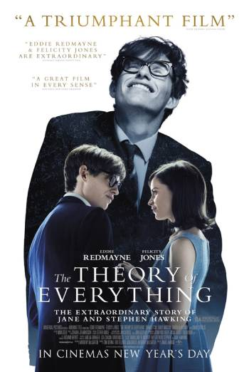 THE THEORY OF EVERYTHING <span>[Additional material,Audio commentary]</span> artwork