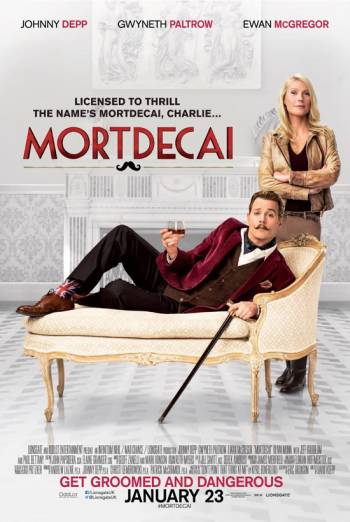 MORTDECAI <span>(2015)</span> artwork