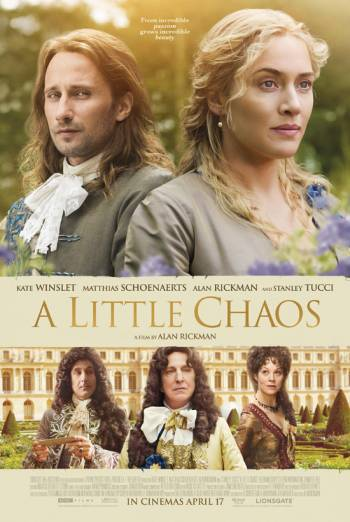 A LITTLE CHAOS artwork
