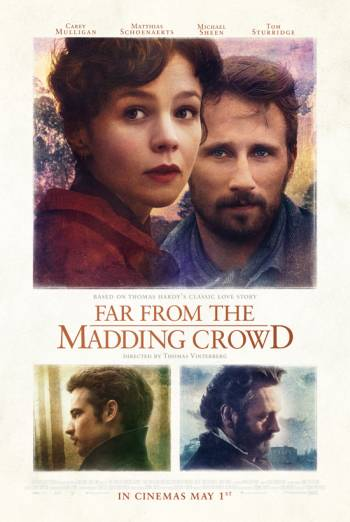 FAR FROM THE MADDING CROWD artwork