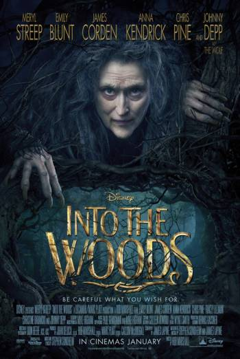 INTO THE WOODS <span>[Trailer A]</span> artwork