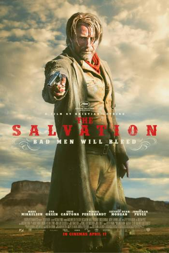 THE SALVATION <span>(2014)</span> artwork