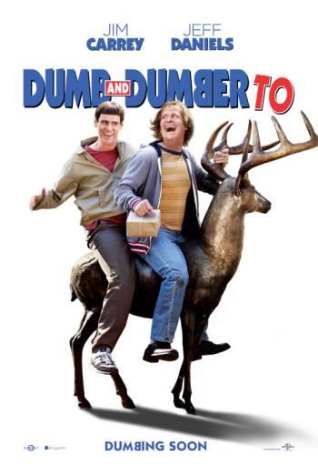 DUMB AND DUMBER TO <span>(2014)</span> artwork