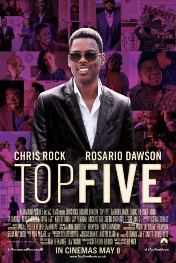 TOP FIVE artwork