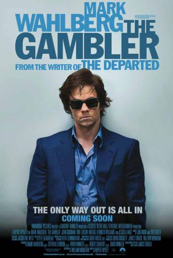 THE GAMBLER <span>[Additional material,Audio description]</span> artwork