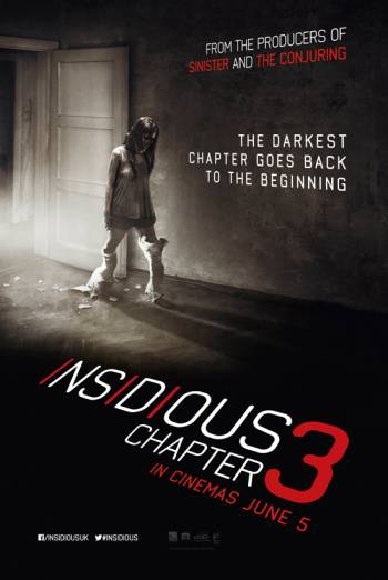 INSIDIOUS: CHAPTER 3 artwork