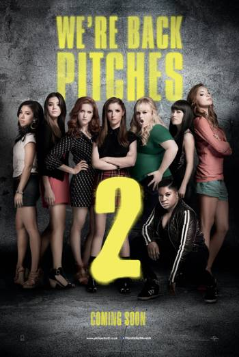 PITCH PERFECT 2 <span>(2015)</span> artwork