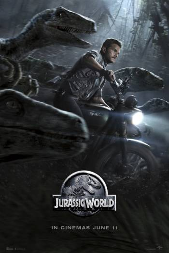 JURASSIC WORLD <span>[2D]</span> artwork