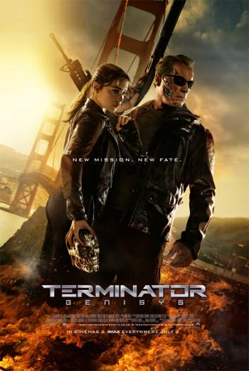 TERMINATOR GENISYS <span>[Trailer B2]</span> artwork