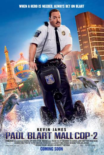 PAUL BLART: MALL COP 2 artwork