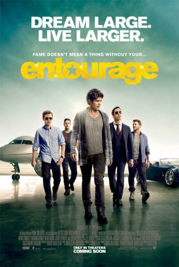 ENTOURAGE <span>[Trailer F4]</span> artwork