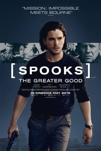 SPOOKS: THE GREATER GOOD <span>(2014)</span> artwork