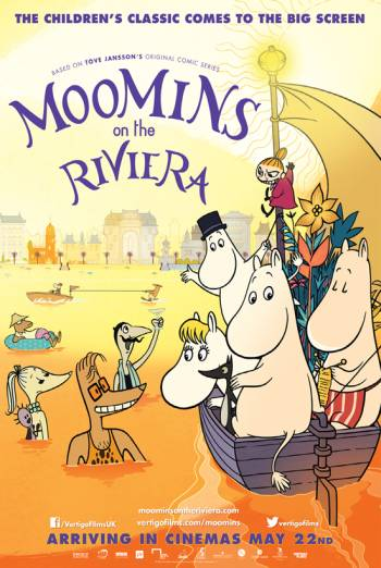 MOOMINS ON THE RIVIERA <span>(2014)</span> artwork