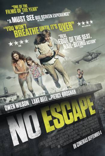 NO ESCAPE artwork