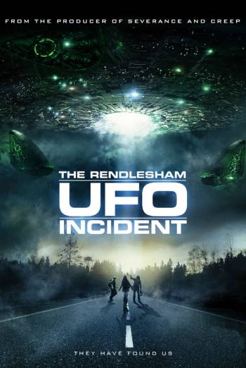 THE RENDLESHAM UFO INCIDENT <span>(2014)</span> artwork
