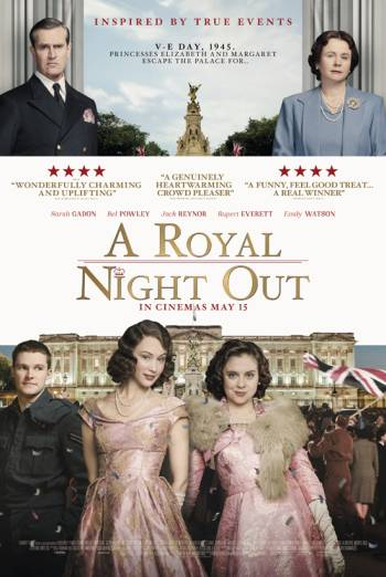 A ROYAL NIGHT OUT artwork