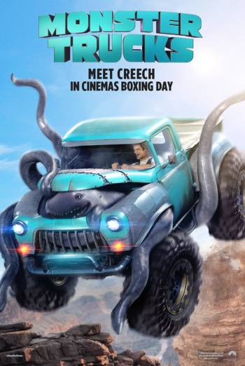 MONSTER TRUCKS <span>[3D]</span> artwork