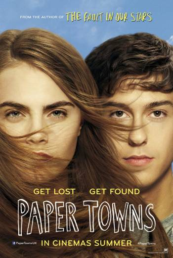 PAPER TOWNS artwork
