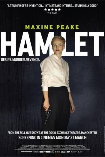 MAXINE PEAKE AS HAMLET <span>(2015)</span> artwork