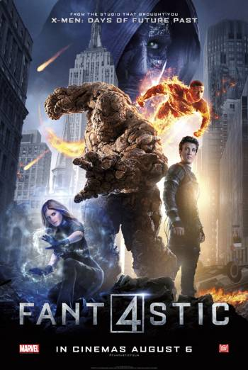 FANTASTIC FOUR artwork