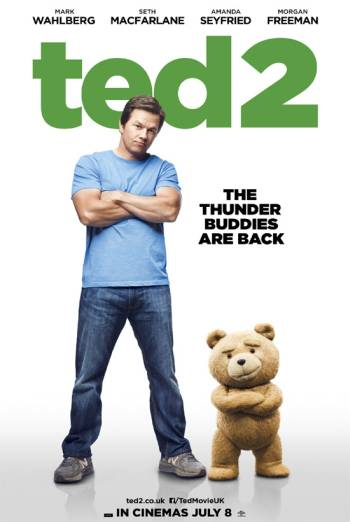 TED 2 <span>[Phones Off Ident,Odeon]</span> artwork