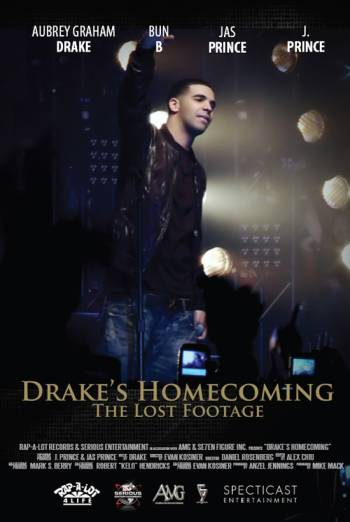 DRAKE'S HOMECOMING: THE LOST FOOTAGE <span>(2015)</span> artwork