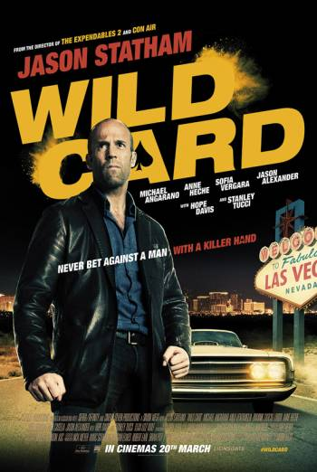 WILD CARD artwork