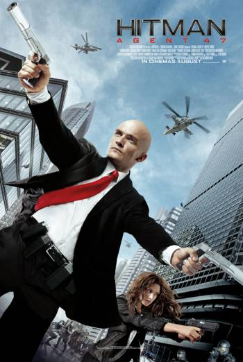 HITMAN: AGENT 47 artwork