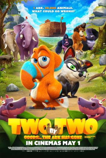 TWO BY TWO (2015)