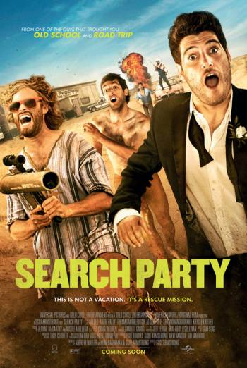 SEARCH PARTY artwork