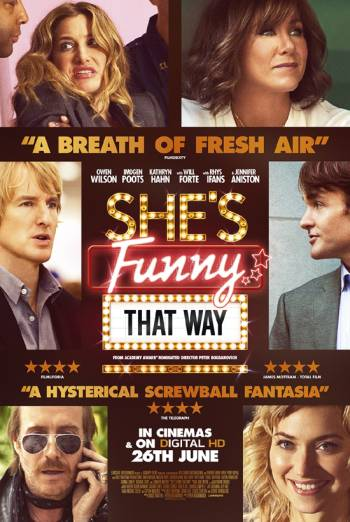 SHE'S FUNNY THAT WAY artwork