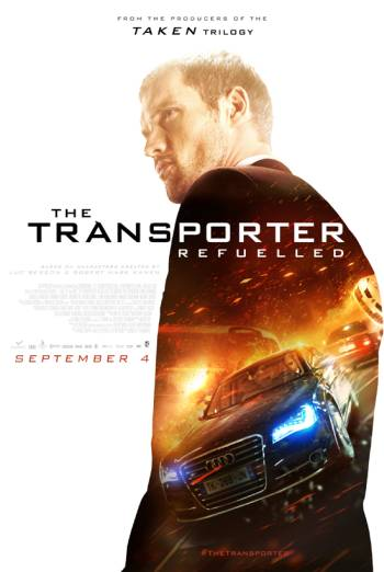 THE TRANSPORTER REFUELLED artwork