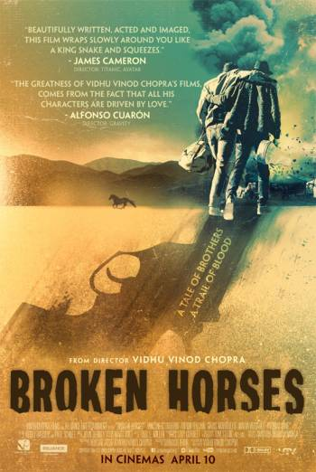 BROKEN HORSES artwork