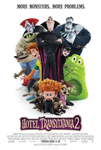 Hotel Transylvania 2 British Board Of Film Classification